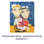 Logo von Gemeinsam leben –gemeinsam lernen Aachen e.V.