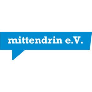 Logo des mittendrin e.V.