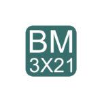 Logo von BM 3x21