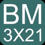 Logo des BM 3x21