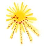 Logo von WIR DABEI – durch Akzeptanz Behinderung erfolgreich integrieren