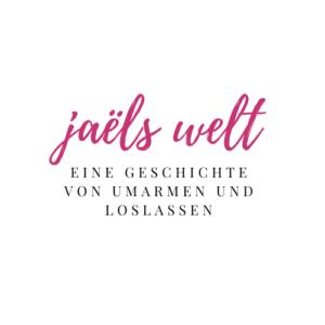 Logo von jaels welt - Eine Geschichte von umarmen und loslassen